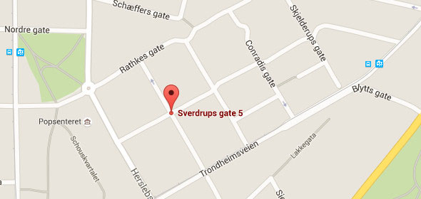 Sverdrups gate 5