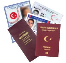 Kimlikler - Halkoylamasında Yurt Dışında Oy Kullanmak İçin!